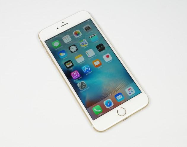 Apple iPhone 6s Plus Vorderseite