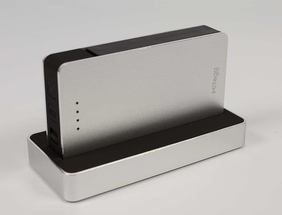 test mitagg nuki smarte powerbank f r apple iphone. Black Bedroom Furniture Sets. Home Design Ideas