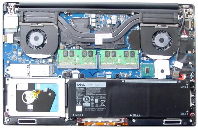 Dell-XPS-15-innen
