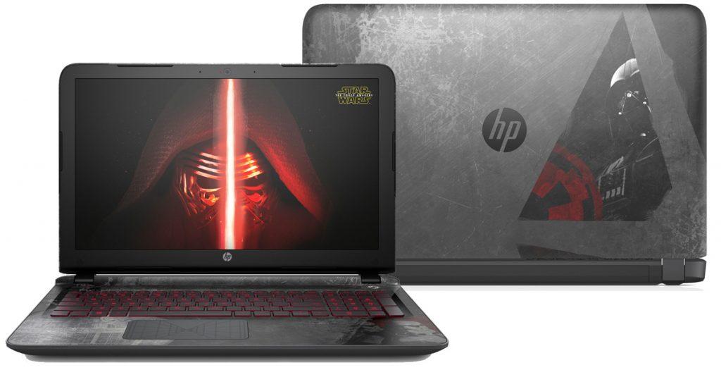 Die Saga geht weiter: möge die Macht mit mir sein – HP Pavilion 15-an001ng Star Wars SE