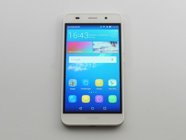 Huawei Y6 Display an