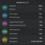 Huawei Y6: Leistung unter Antutu 5.7.1