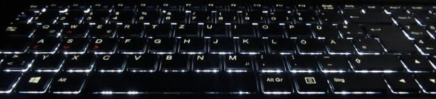 Tastaturbeleuchtung