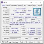 Infos zum Prozessor