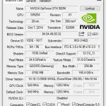 Angaben zur GTX 980M