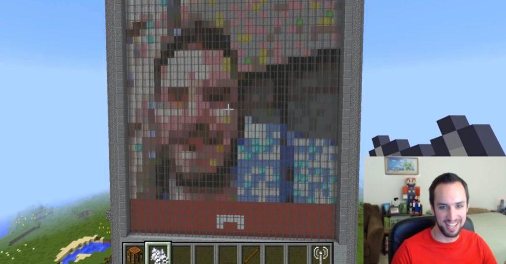 Telefonieren aus der Klötzchenwelt: Verizon baut Smartphones in Minecraft