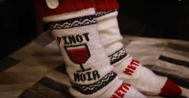 Netflix Socke