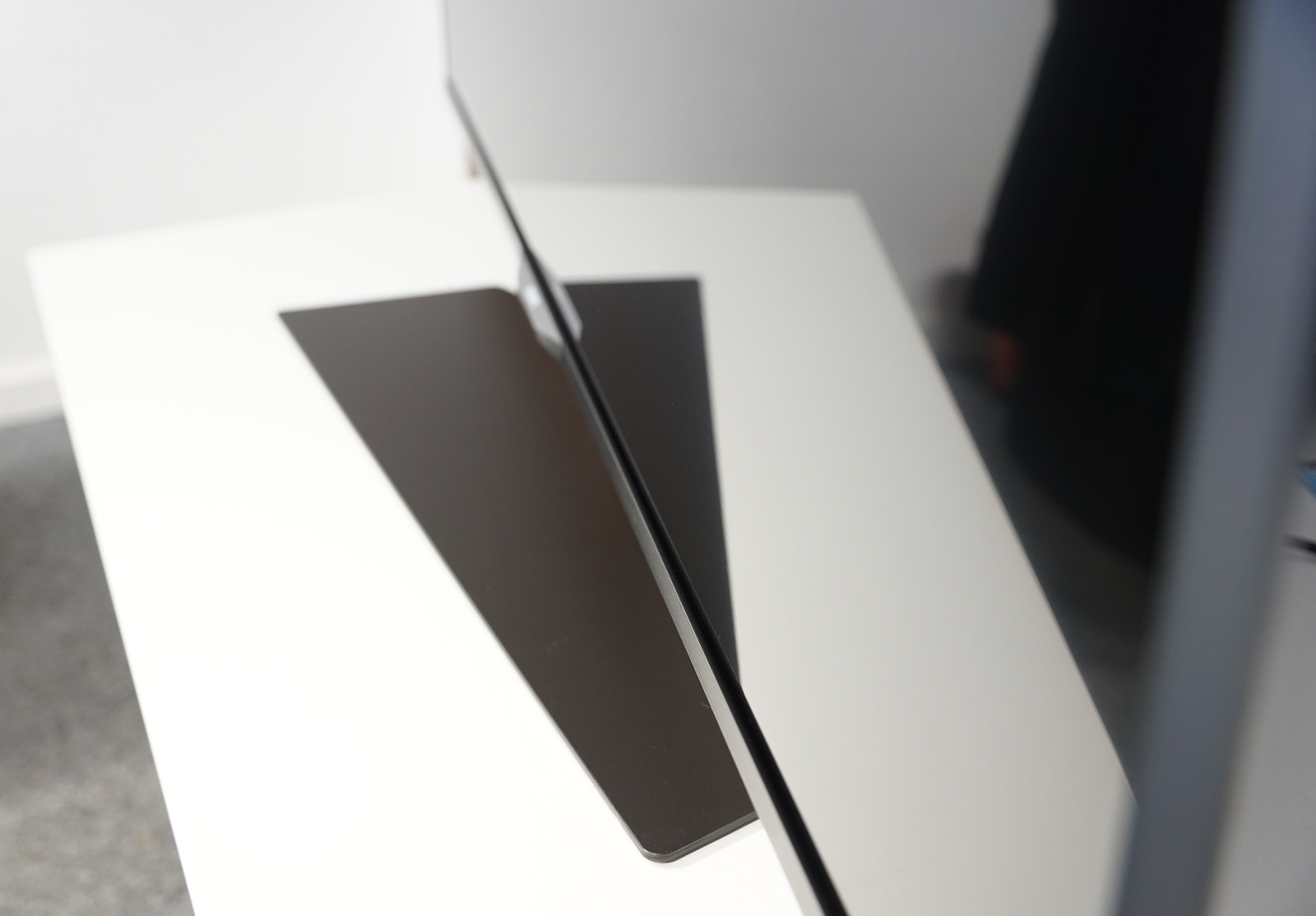 test philips 55pus7909 55 zoll 4k uhd fernseher mit. Black Bedroom Furniture Sets. Home Design Ideas