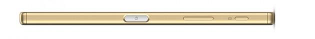 Sony Xperia Z5 Premium s70p_gold_right_DE