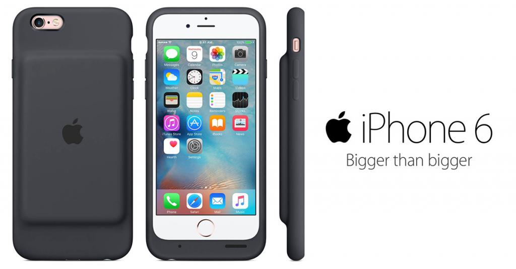 Apple stellt iPhone-Case mit integriertem Akku vor