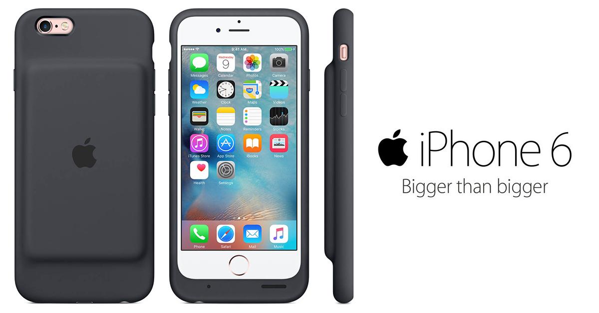 apple stellt iphone case mit integriertem akku vor. Black Bedroom Furniture Sets. Home Design Ideas
