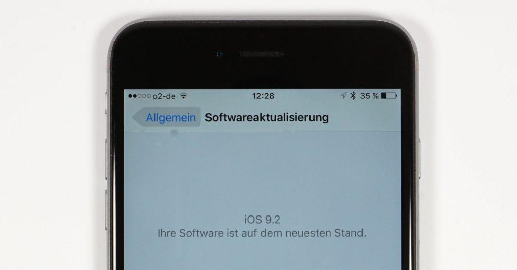 Update iOS 9.2: Das sind die neuen Verbesserungen und Funktionen für Apple iPhone und iPad