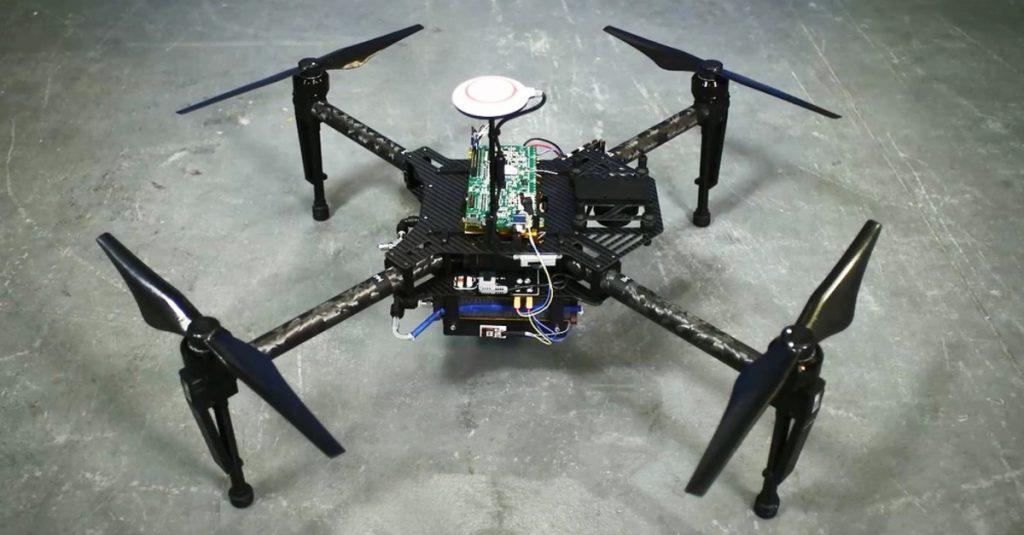 Drohnen bald mit Brennstoffzellen als Energieversorgung