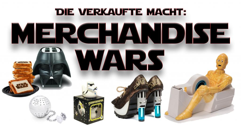 Die verkaufte Macht: Skurriles und absurdes Merchandise zur Star Wars Saga