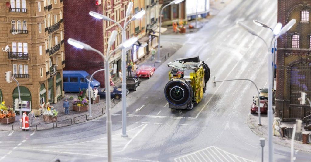 Hamburger Miniatur Wunderland ab sofort auf Google Street View