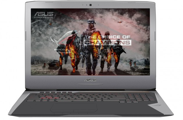 Asus G752VY-GC087T Fazit