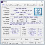 Angaben zur CPU
