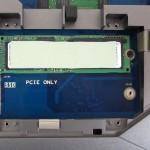 Belegt mit einer M.2-SSD