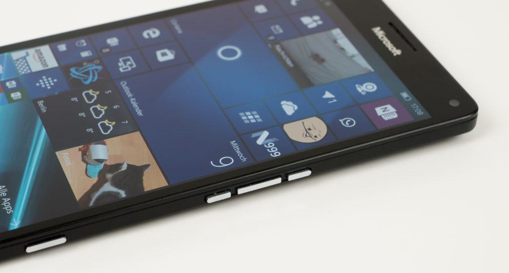 Im Test: Microsoft Lumia 950 XL – Ein Flaggschiff für Liebhaber