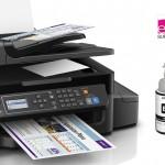 Test: Epson ET-4500 Multifunktions-Drucker mit riesigen EcoTanks  ...