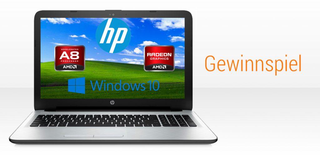 HP 15-af110ng: Mit AMD Power durch den Alltag