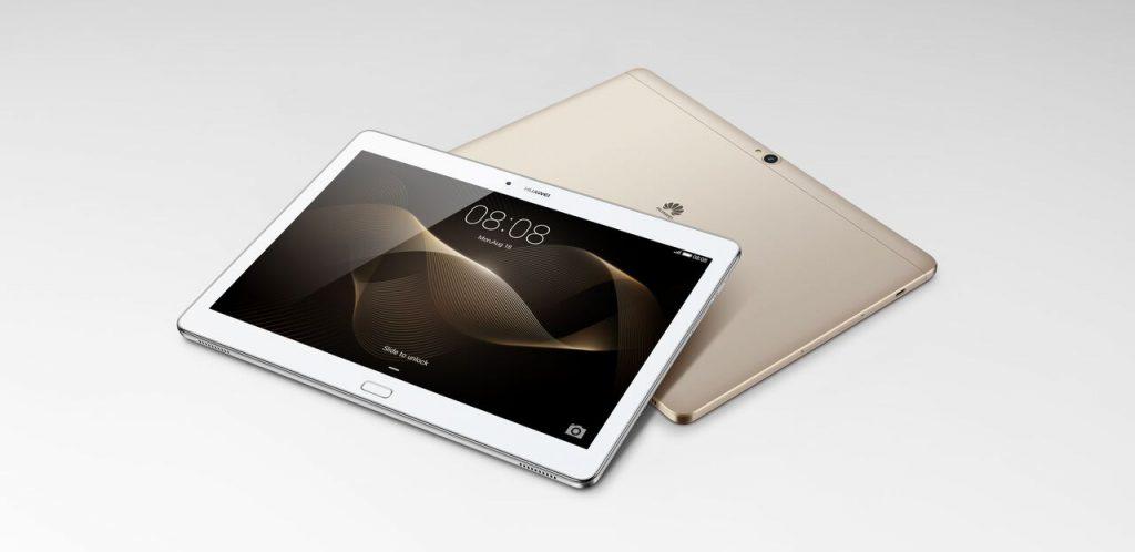 CES 2016: Huawei stellt Mediapad M2 10.0 vor, Mate 8 nun auch in Europa