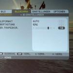 NEC U321h settings-Bild