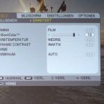NEC U321h settings-erweitert