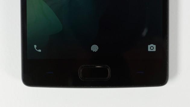 OnePlus 2 Fingerabdrucksensor