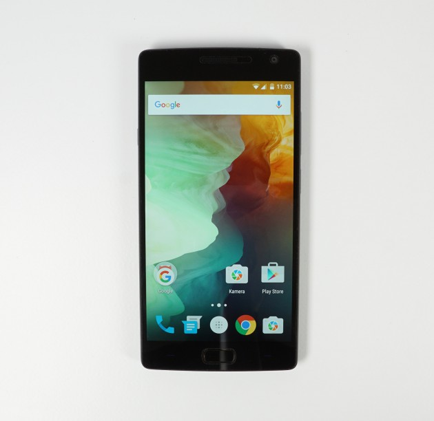 OnePlus 2 Front Homescreen