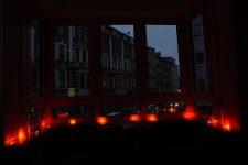 Osram Gardenspot Mini RGB Beleuchtung Rot