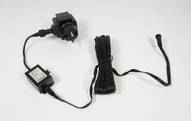 Osram Gardenspot Mini RGB Netzteil und Controller