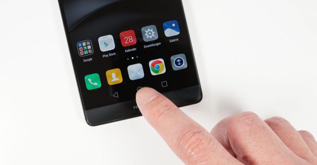 Praxistipp: Virtuelle Android-Tasten zusätzlich mit Shortcuts belegen