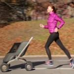 Smartphone-gesteuerter High-End-Kinderwagen Smartbe fährt von selbst