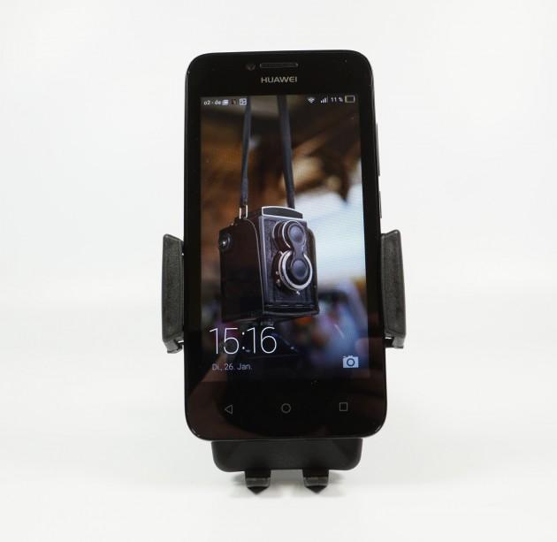 iGrip ROK Tastenproblem kleine Smartphones