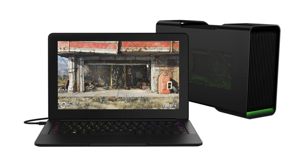 CES 2016: Razer präsentiert externes Grafikkartengehäuse mit Thunderbolt 3