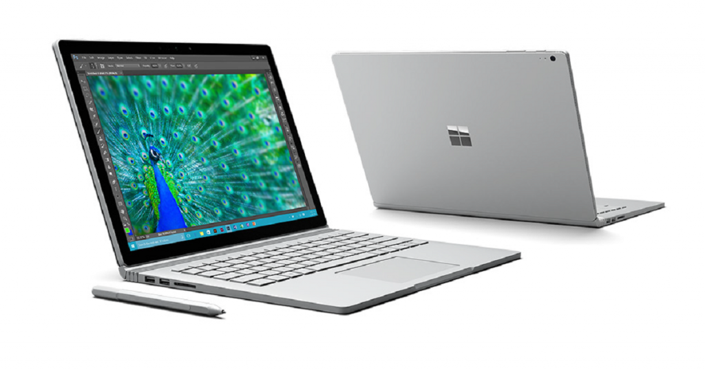 Microsoft Surface Book ab sofort vorbestellbar!