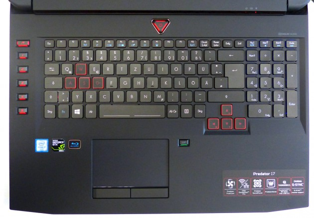 Acer_Predator_G9-791_Tastatur