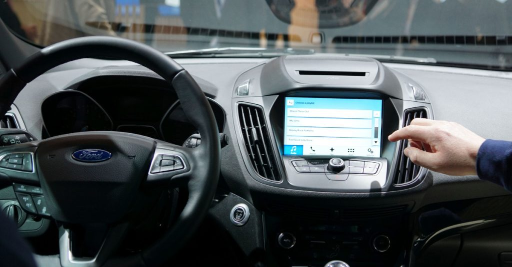 MWC 2016: Mehr Ford Smart Mobility mit sprachgesteuertem In-Car-System SYNC 3