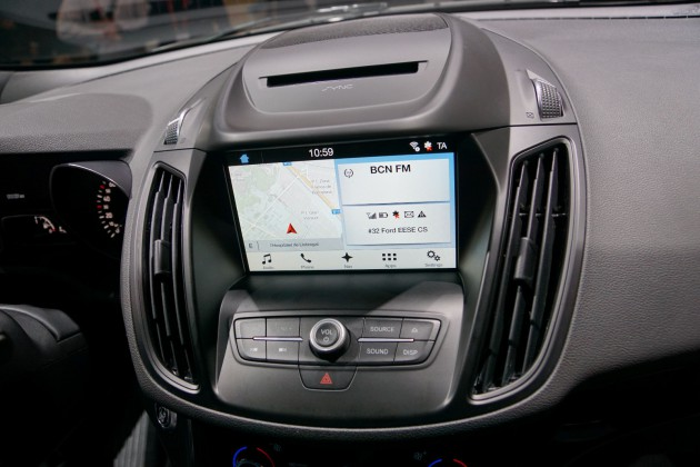 Ford SYNC 3 Display