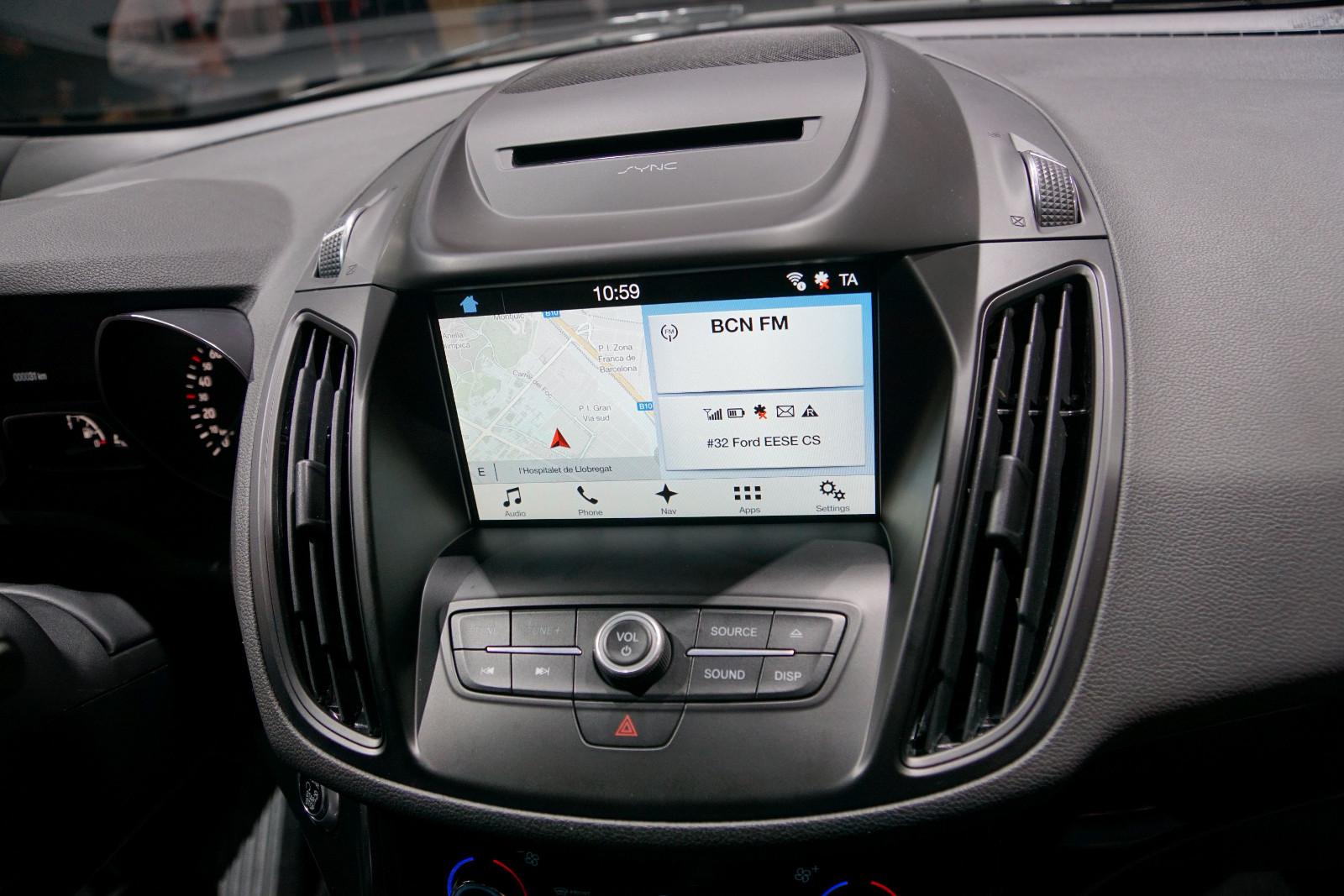 mwc 2016 mehr ford smart mobility mit sprachgesteuertem in car system sync 3. Black Bedroom Furniture Sets. Home Design Ideas