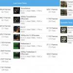 GFXBench OpenGL 402 Benchmark Huawei Mate 8
