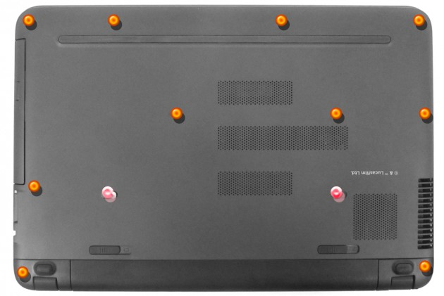 HP-Pavillion-15-Umbau-Schrauben
