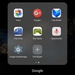 Apps von Googel Teil 1
