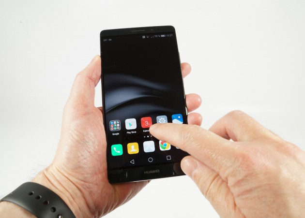 Huawei Mate 8 Bedienung