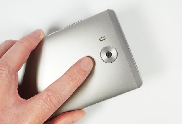 Huawei Mate 8 Fingerabdrucksensor