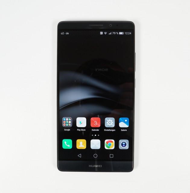 Huawei Mate 8 Oberflaeche