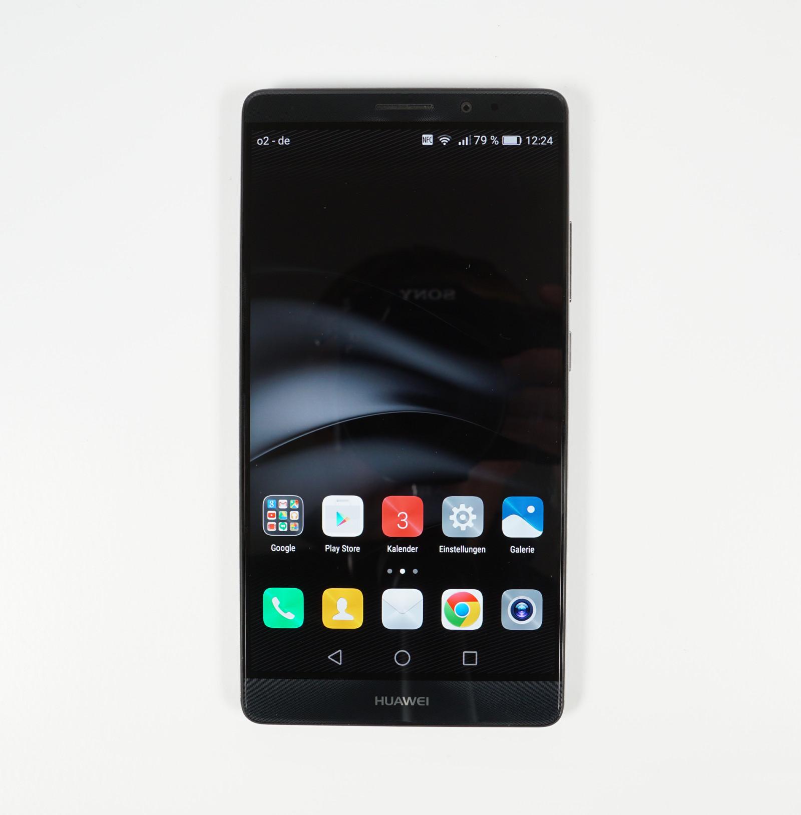 Test Huawei Mate 8: High-End-Androide mit langem Atem