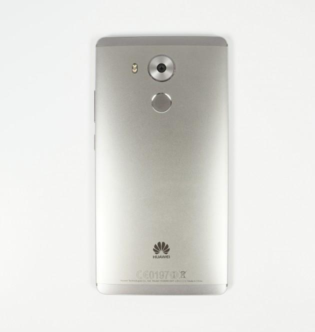 Huawei Mate 8 Rueckseite