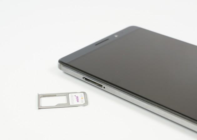 Huawei Mate 8 Slot